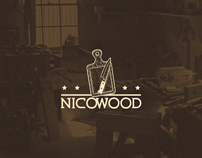 Logo NicoWood