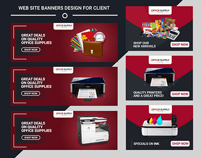 Web site banner Design