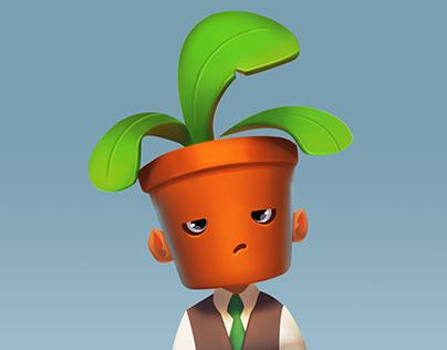 Plant Boy