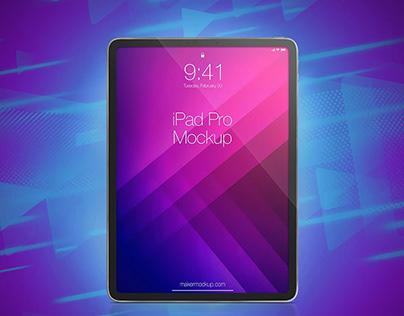 Mockup Tablet – iPad Mockup