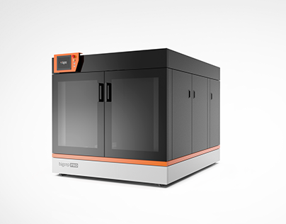 Bigrep 3D Printer PRO