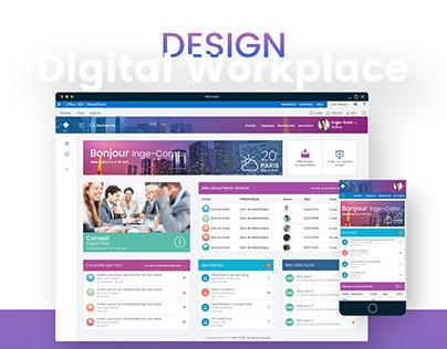 Digital Workplace_ SharePoint_Freelance 2016
