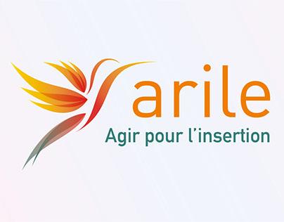 Conception de logo - ARILE