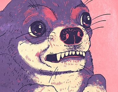 Illustrated Pet Portraits