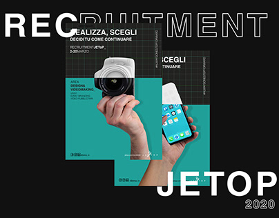JETOP Recruitment Campaign 2020