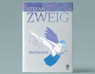 Stefan Zweig - Der Zwang Book Design (unused version)