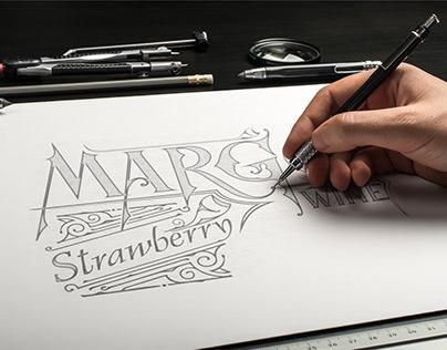 Margo wine - Branding