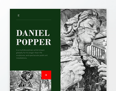 Daniel Popper`s website