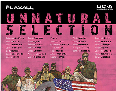 Unnatural Selection Poster
