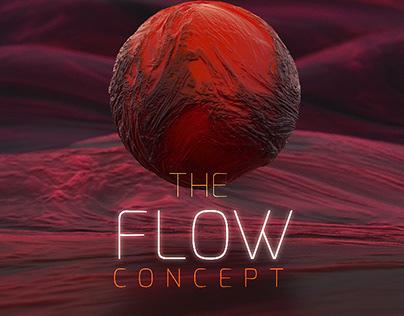 The Flow Concept Conceptional motion graphics