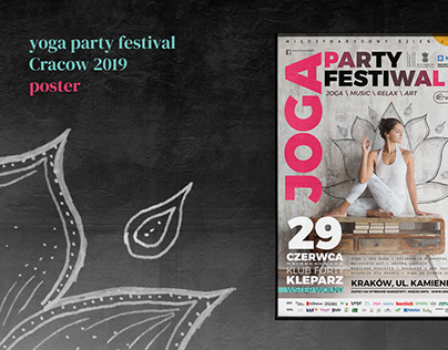 yoga festival Cracow 2019