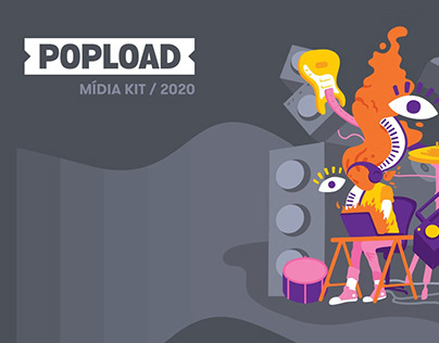 Popload | Mídia Kit