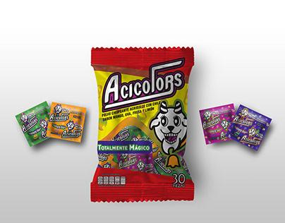 Acicolors:Dulce mexicano