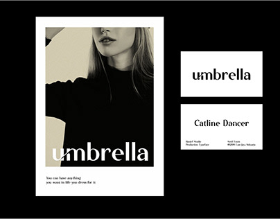 Rumble//Elegant Typeface