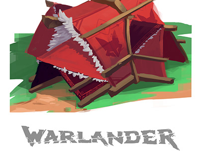 Warlander - Druid and Clan Environments
