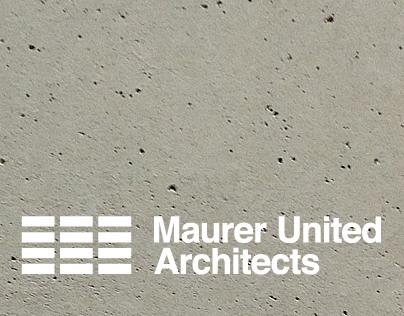Maurer United Architects / Identity