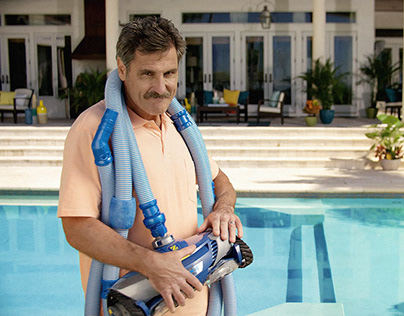 Pool Dad Campaign