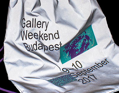 Gallery Weekend Budapest 2017