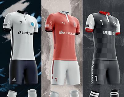 SEFA | Football League Rebrand