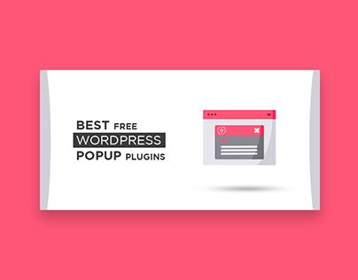 Wordpress Popup Plugins Banner Design