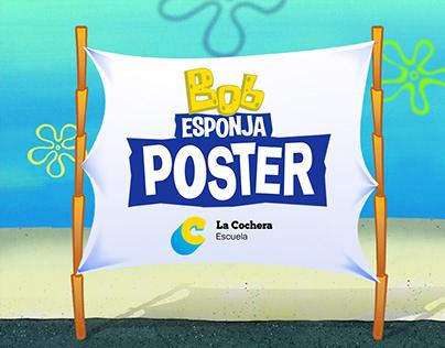 BOB ESPONJA POSTER