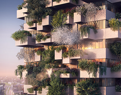 Trudo Vertical Forest