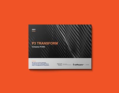 P3 Transform Brochure