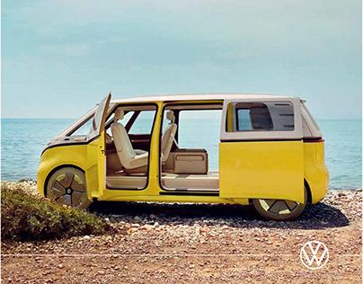 Volkswagen Buzz CopyAd