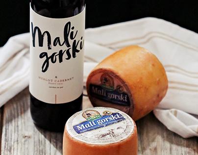 Dukat: Cheese, but wine