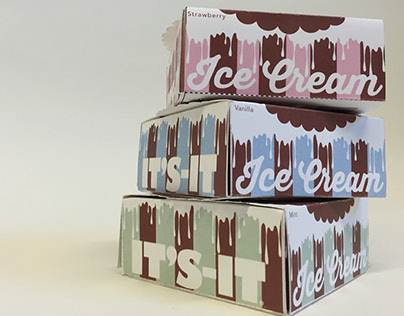 IT'S IT Packaging Redesign