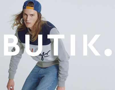Commercial for BUTIK.RU clothes store