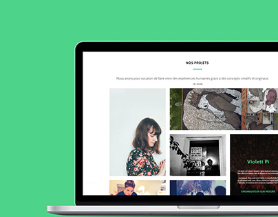 Little Lab website