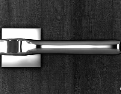 Onda - door handle concept