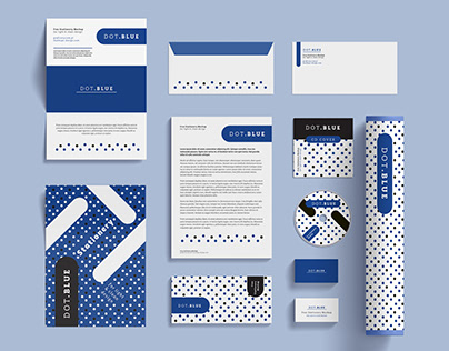 Clean and Professional Branding Design