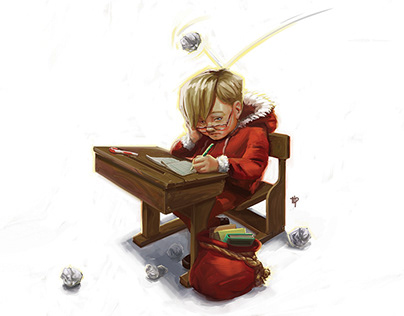 Little Saint Nick | Pequeno Nicolau