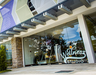 Wellness Studio, Costa Rica. Photoshoot