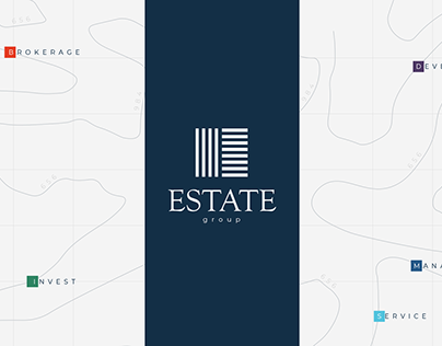 Estate group Branding