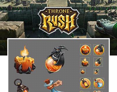Throne RUSH resources