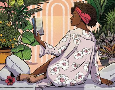 Dorothy & Roy (Illustrations)