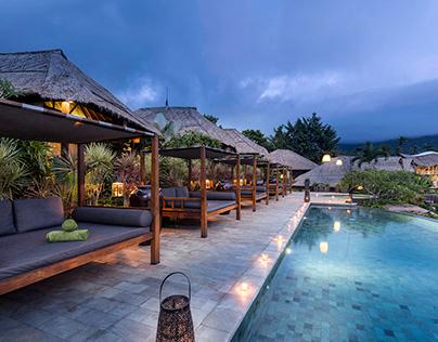 DS Bali Villa Photography - Samanvaya Resort Sidemen