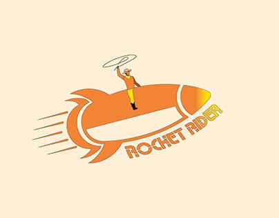 """Rocket Logo"" Concept"
