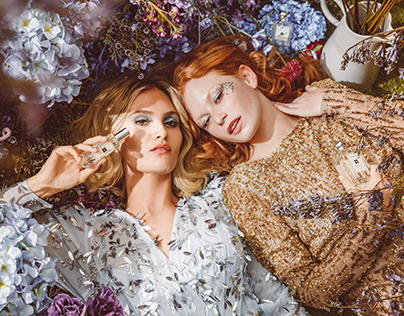 High-End Retouch for @JOMALONELONDON part three