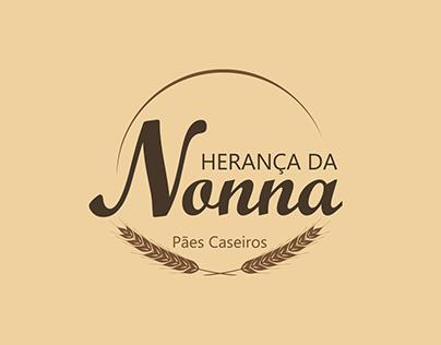 Herança da Nonna - Logotipo
