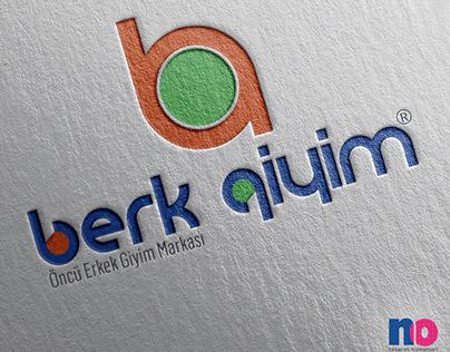 Berk Giyim Logo Çalışması