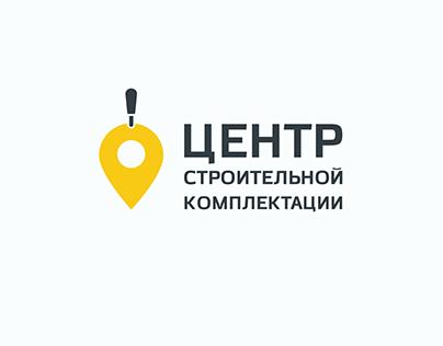 Logo | ЦСК — logo center of building equipment