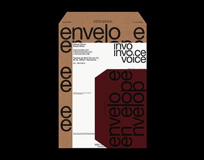 Visual Identity — Miquel Orovio, brand writer.