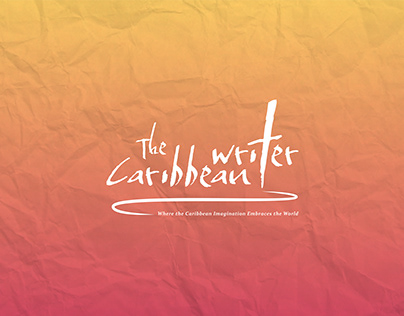 The Caribbean Writer Logo Rebrand