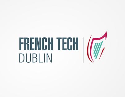 French Tech Dublin - Branding + Web Design & Web Dev