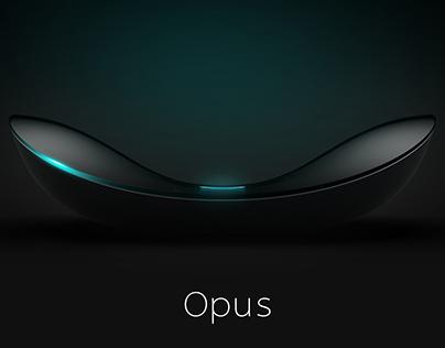 OPUS : A Wireless Bluetooth Speaker