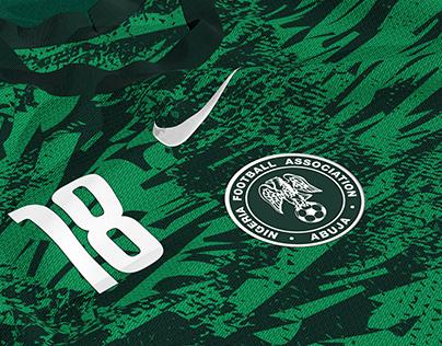 Nigéria x Nike - Concepts